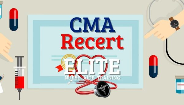 Clinical Medical Assistant (CMA) Recertification featured image for the course for Elite Nurse Aide Training